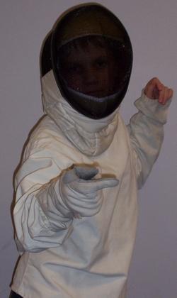 glove mask jacket